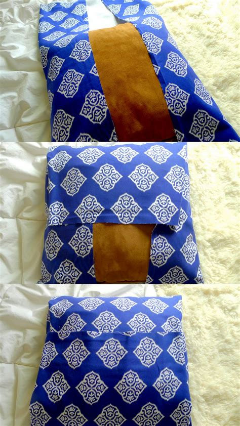 Pillow Diy No Sew