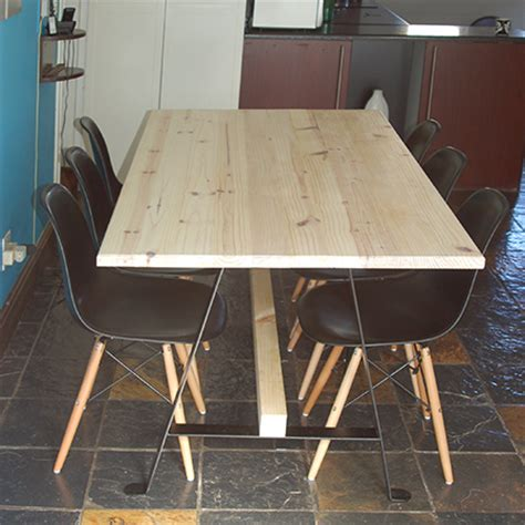 Pine Dining Table Diy