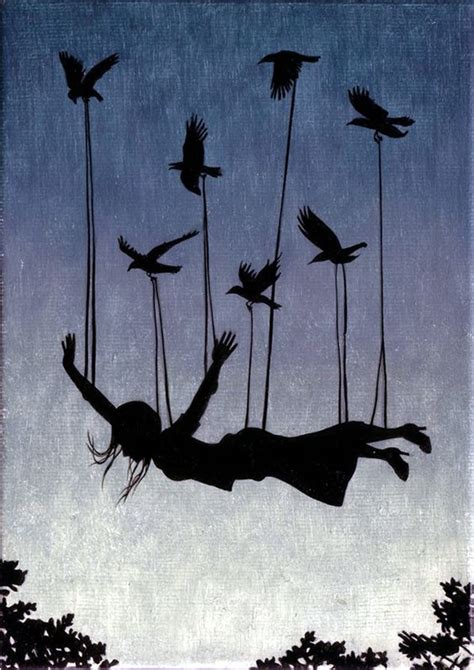 Pine Wood Drawings Silhouettes