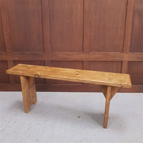 Pine benches for sale Image