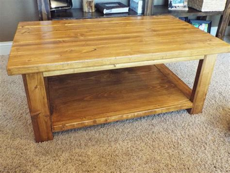 Pine-Coffee-Table-Plans