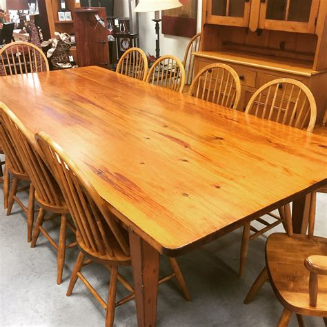 Pine-Harvest-Table-Plans