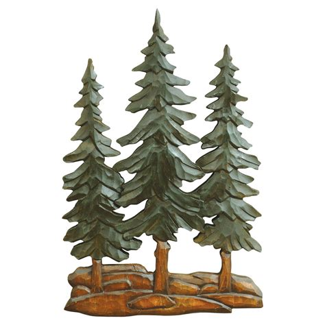 Pine-Tree-Wall-Decor
