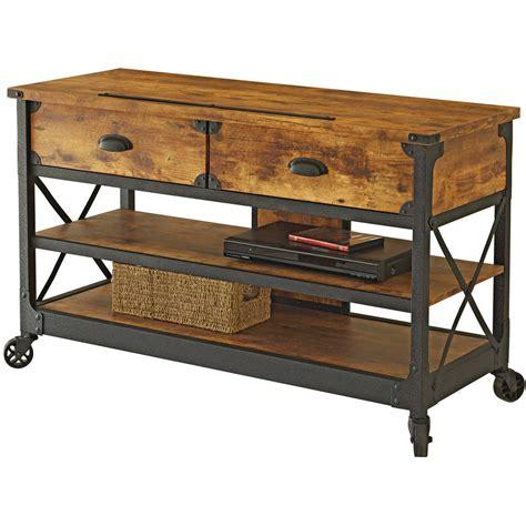 Pine-Tv-Stand