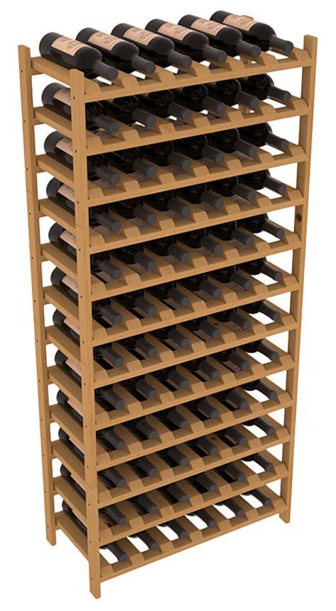 Pine-Wine-Rack-Kits