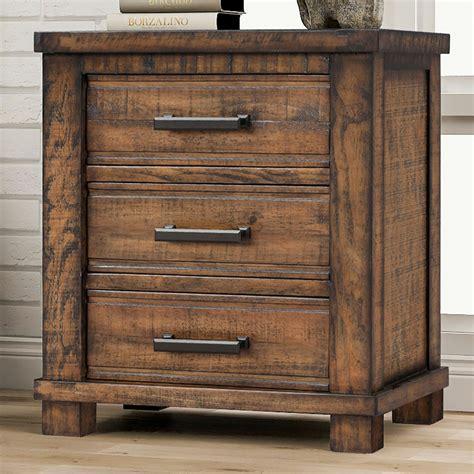 Pine-Wood-Nightstand