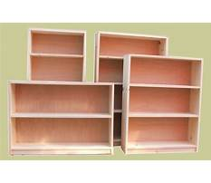 Best Pine bookshelf plans