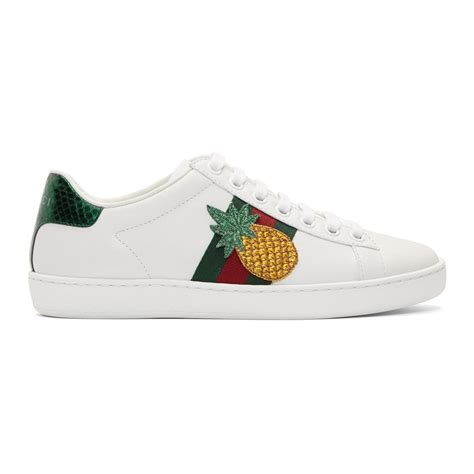 Pineapple Gucci Sneakers