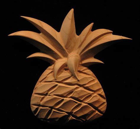 Pineapple-Woodwork