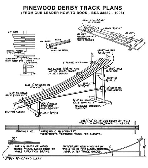 Pinewood-Derby-Track-Plans-Pdf
