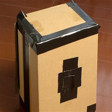 Pinhole-Camera-Diy-Box