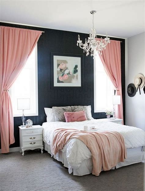 Pink Bedroom Designs Ideas