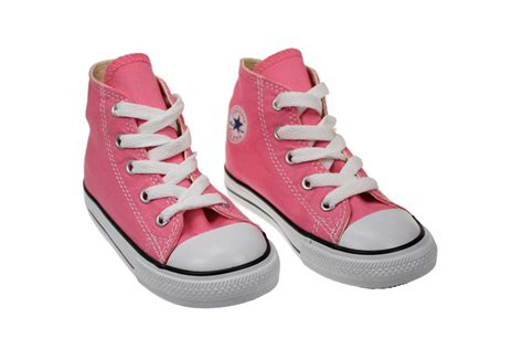 Pink Converse Sneakers Toddlers