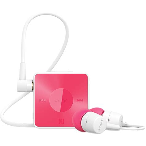 Pink SBH20 Bluetooth? Stereo Headset