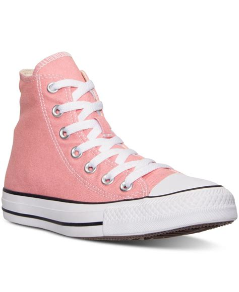 Pink Sneakers Women's Casual Converse