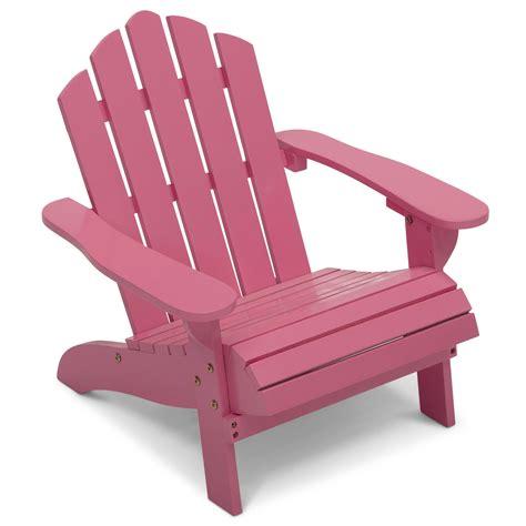 Pink-Adirondack-Chairs-Kids
