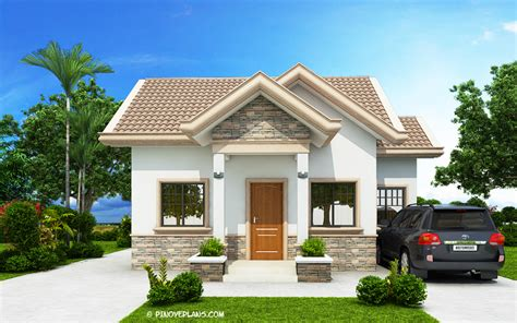 Pinoy Eplans Bungalow