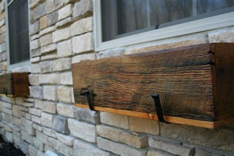 Pinterest Barn Wood Window Boxes