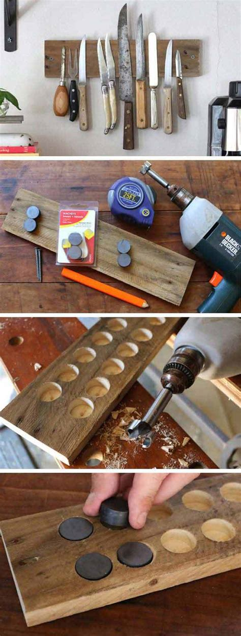 Pinterest Cool DIY Woodworking Projects