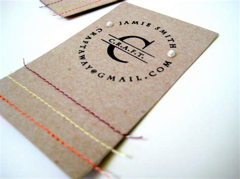 Pinterest Diy Business Card Template