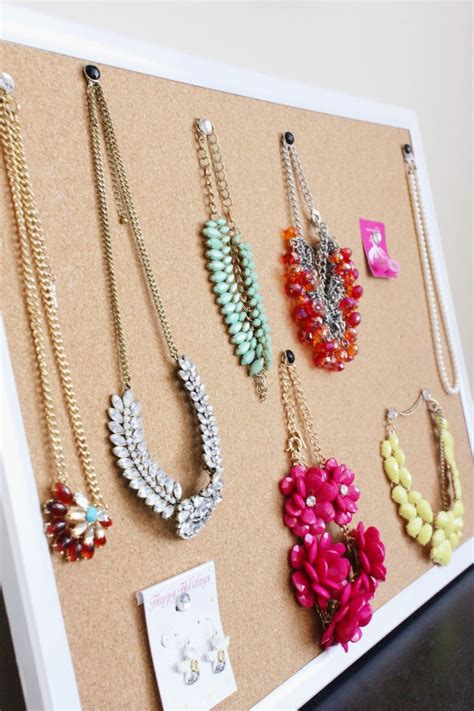 Pinterest Diy Necklace Holder