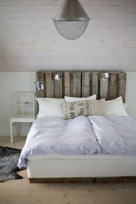 Pinterest Diy Pallet Headboard Ideas