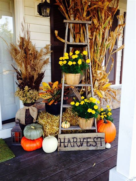 Pinterest Diy Wood Pumpkins Front Porch