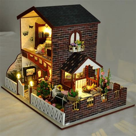 Pinterest Dollhouse Miniature Diy Projects