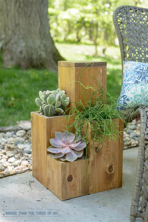 Pinterest Wooden Garden Crafts