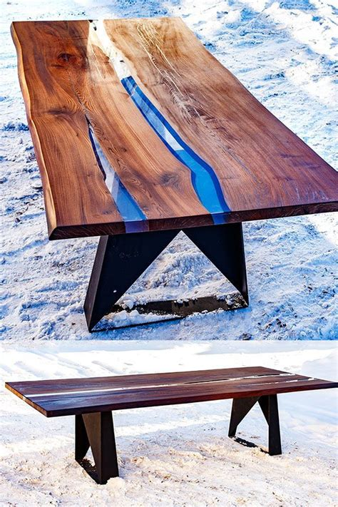 Pinterest Woodworking Tables
