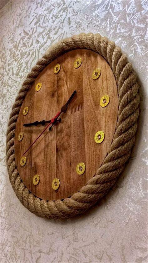 Pinterest-Diy-Wood-Crafts-Clock