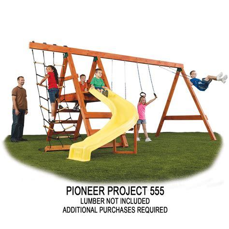 Pioneer-Diy-Swing-Set