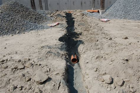 Pipe Bedding Sand