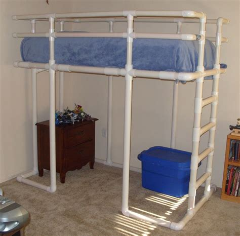 Pipe-Bunk-Bed-Plans