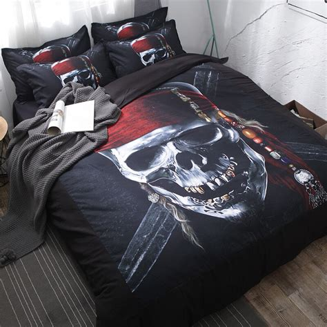 Pirate Bedding Queen Size