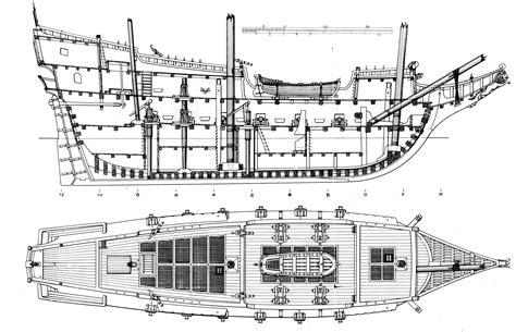 Pirate Ship Plans