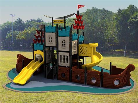 Pirate-Ship-Outdoor-Playset-Plans