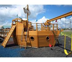 Best Pirate playhouse plans free