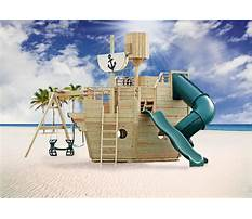 Best Pirate ship backyard playground sets