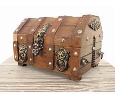 Best Pirate wooden treasure chest.aspx