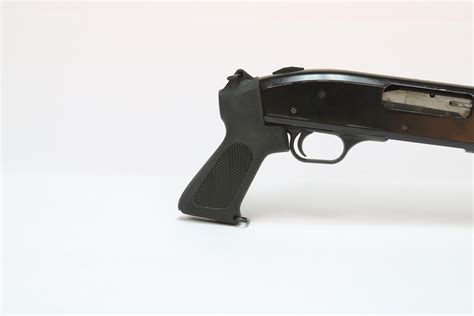 Pistol Grip Extension Stocks Into Rifles And Revolver With Rifle Stock Metro 2033