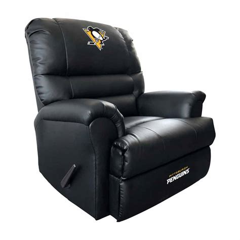 Pittsburgh Penguins Recliner Cover