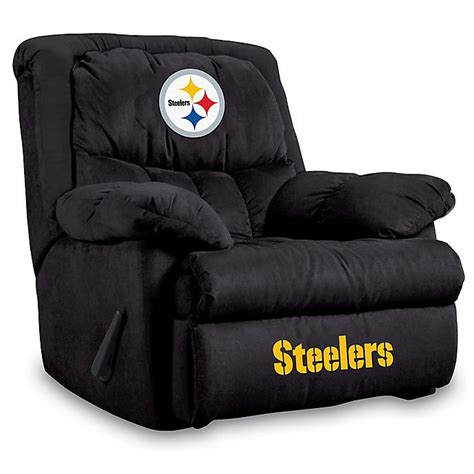 Pittsburgh Steelers Recliner