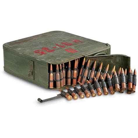 Pkm 250 Rd Ammo Cans And Quickshot Can I Bring My Own Ammo