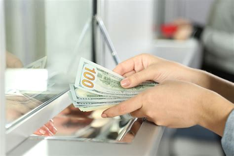 Places To Cash A Check