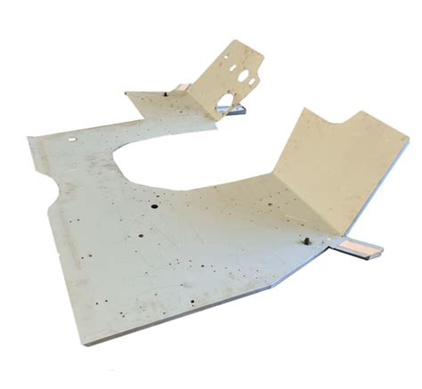 Plan Caisse Jeep Willys