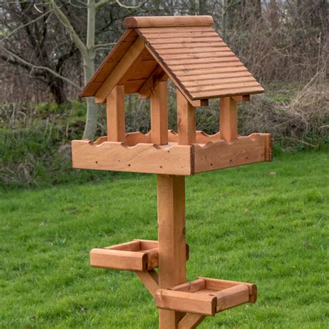Plan For Bird Table