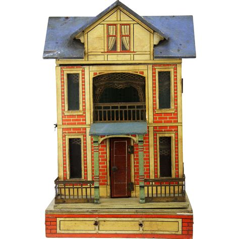 Plan For German Doll Houses