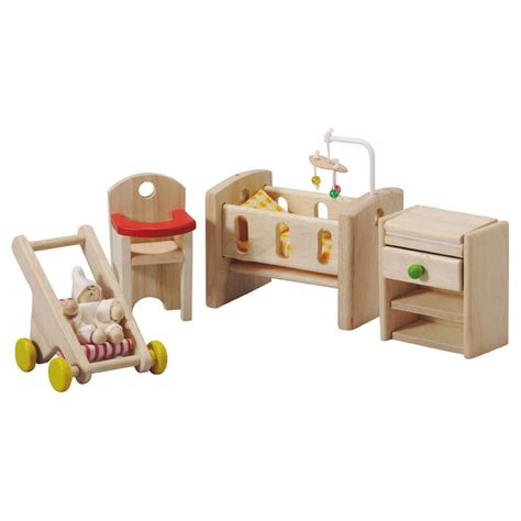 Plan Toys Furniture Set