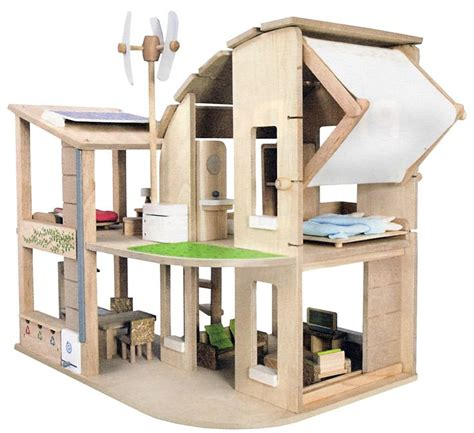 Plan Toys Modern Dollhouse Furniture